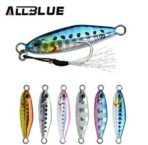 Artificiale Spinning Metal Jig Allblue 5 Gr- Drager Micro