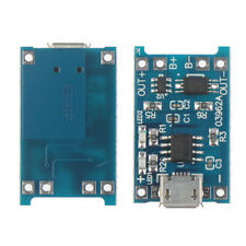 Pcs 5v Micro USB 1a 18650 Lithium Battery Charging Board Charger Module