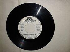 """Leo Sayer / James Brown  – Disco Vinile 45 Giri 7"""" Edizione Promo Juke Box"""