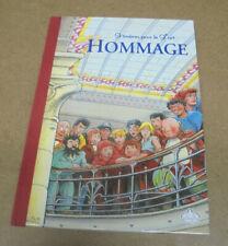 9 TIMBRES POUR LE 9e ART - HOMMAGE -  ALBUM CBBD - TL 450 EX - NUM (COMME NEUF)