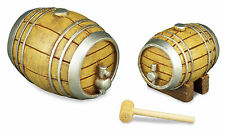 Reutter 12th scale 2 Beer/Wine Barrel set