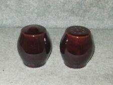 DENBY HOMESTEAD BROWN SALT & PEPPER
