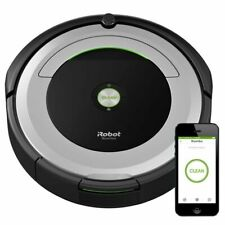 Brand New iRobot Roomba 690 App-Controlled Robot Vacuum - Black/Silver
