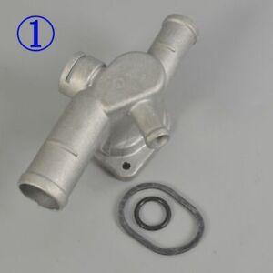 Aluminium Alloy Thermostat Housing Coolant Hose For VW Golf Jetta 2.0L4 06A12113