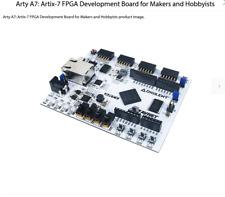 arty a7 FPGA Xilinx Board Digilent