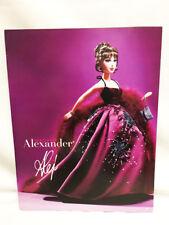 Madame Alexander FIRST ALEX Fashion Doll Color CATALOG Book