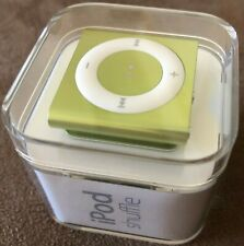 NEW in box Apple iPod Shuffle 4th Generation 2gb Green