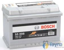 096 Bosch Car Battery with 5 Year Guarantee - Next Day Delivery - S5008