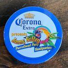 Vintage Corona Extra Jimmy Buffett Parrothead Party Headquarters Pinback Button