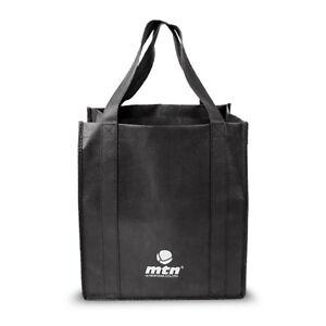 MTN Square Action Bag - MTN - MONTANA COLORS - 12 Spray Can Bag - BLACK GRAFFITI