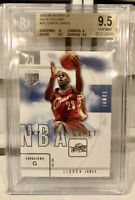 2003-04 SKYBOX LEBRON JAMES RC SKY'S THE LIMIT ROOKIE #16SL BGS 9.5 *Pop 65* 📈