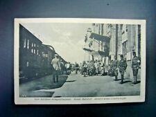 Postkarte - Kowel - Bahnhof - Feldpost - 1917