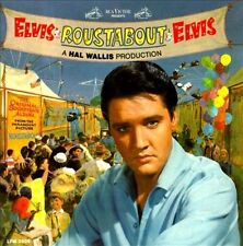 "ELVIS PRESLEY, CD ""ROUSTABOUT"" NEW SEALED"