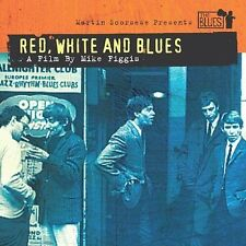 Martin Scorsese Presents: Red White & Blues - CD - 2003 Universal
