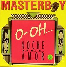 MASTERBOYS-NOCHE DEL AMOR + SUMMER NIGHT + NOCHES DEL AMOR MAXI SINGLE VINILO