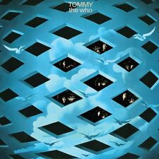 THE WHO: TOMMY 2013 REMASTERED CD NEW