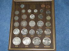 1905-1994 US Twentieth Century Type Coins collection 29 coins 14 silver B8943
