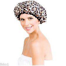 Betty Dain #5250 Safari Spots Shower Cap