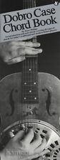 Dobro Case Chord Book for Resonator Guitar