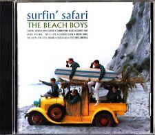 THE BEACH BOYS -2-LP Albums On 1 CD (Surfin' Safari & Surfin' U.S.A) 2on1