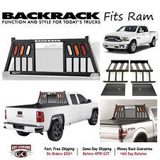 144TL BackRack Three Light Headache Rack (Frame Only) Fits Ram 1500 2011-2018