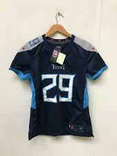 Tennessee Titans Women's Nike Jersey - Medium - Moulton 62 - New with Defects