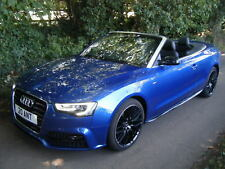 AUDI A5 CABRIOLET S LINE SPECIAL EDITION PLUS 2.0 AUTOMATIC PADDLE SHIFT 190 HP