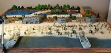 1- *D-Day Invasion Set* Many Extra $ Pieces! Bmc/Very Nice!
