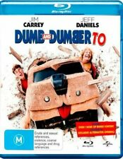 Dumb And Dumber To (Blu-ray, 2018)