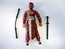 GI JOE VYPRA Valor vs Venom Action Figure Red Ninja COMPLETE 3 3/4 C9+ v2 2004