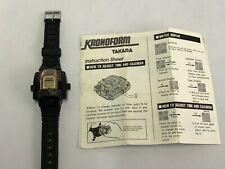 Takara Kronoform Inviceptor F-15 Jet Watch Pre-Transformers 1984