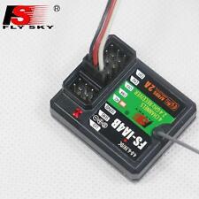 F16812 FlySky FS-IA4B 2.4G 4CH Receiver Support Data Backhaul PPM Output iBus
