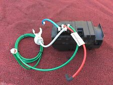 07 MERCEDES W216 CL550 CENTRAL DOOR LOCK DYNAMIC SEAT VACUUM PUMP 2218001148 OEM