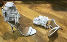 ASOS WOMEN SHOES SANDALS STILETTOS HEELS SIZE 4UK 37E