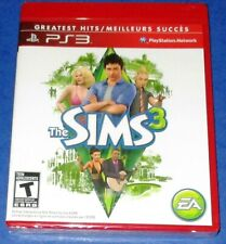 The Sims 3 PS3 *New! *Factory Sealed! *Free Shipping!