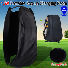 Portable Pop Up Privacy Tent Change Room Outdoor Camping Shower Toilet Shelter