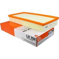 Original MAHLE Luftfilter LX 792 Air Filter