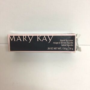Mary Kay Liquid Lip Color - Sherbet - Discontinued Shade NIB 030425 Expired