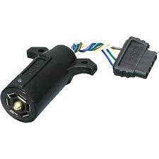 Wesbar 7-Way Blade to 5-Way Flat Vehicle/Trailer Adapter 007257