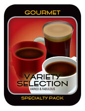 Cafejo Coffee Variety Pack Single Serve Cups (24 Cups -$0.64 per cup)