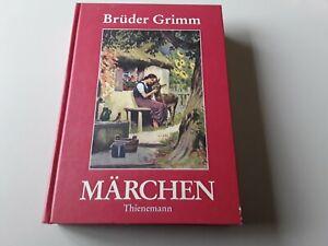 Brüder Grimm  Märchen sehr schönes Buch