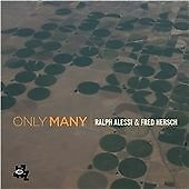 Only Many - Ralph Alessi & Fred Hersch, Ralph Alessi CD   8052405140951   New