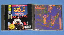 DEL THE FUNKY HOMOSAPIEN -I WISH MY BROTHER GEORGE WAS HERE+ NO NEED FOR ALARM