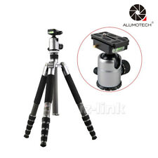 Carbon Fiber Max Load 16KG Tripod Stand For Outdoor Camera Video DSLR Shooting