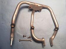 HONDA XR650L XR650 XR 650L OEM ENGINE GUARD  SKID PLATE  NICE SHAPE