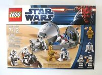 LEGO STAR WARS SET 9490 DROID ESCAPE RETIRED NEW FACTORY SEALED