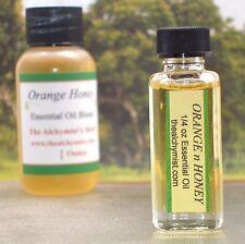 Orange n Honey Essential Oil 1/4 oz Wicca Alchemy Supply Supplies Witch