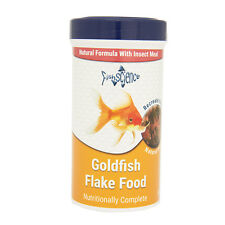 Fish Science Goldfish Flake Food 200g Coldwater Aquarium Natural Insect Meal