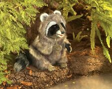 RACCOON HAND PUPPET 3075 ~ NEW for 2016! ~ Free Ship/ USA  Folkmanis Puppets