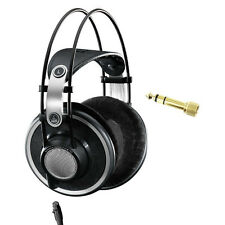 AKG K702 Reference Class Open Black Headphone Set